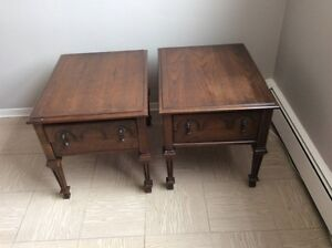 coffee and end tables.....REDUCED