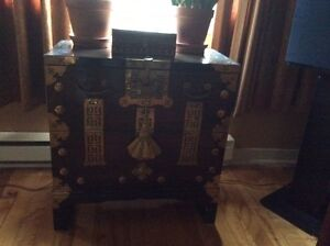 ANTIQUE KOREAN CHESTS OVER 30 YEARS OLD