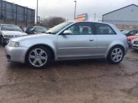 Audi S3 1.8 2001MY quattro