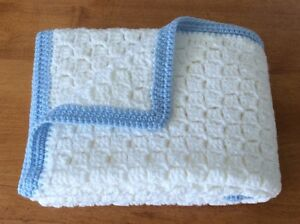 NEW - Handmade Baby Blanket