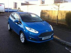 Ford Fiesta 1.0 ( 100ps ) ( E6 ) EcoBoost ( s/s ) 2014.5MY Titanium