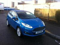 Ford Fiesta 1.0 ( 100ps ) ( E6 ) EcoBoost ( s/s ) 2014.5MY Titanium