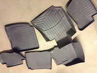 Full set of used mercedes winter mats For $50