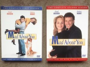 Mad About You, DVD, saisons 1-2