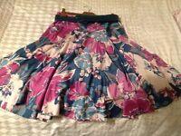 Monsoon skirt size 14