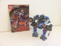 LEGO Life on Mars, Red Planet Protector Mech - 100% Complete