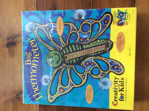 Bug Thermometer Kid's Craft