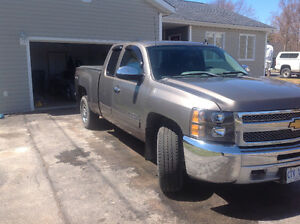2012 Chevrolet Silverado 1500 LS Pickup Truck Wants Gone