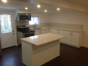 Newly renovated executive 2 bedroom apartment