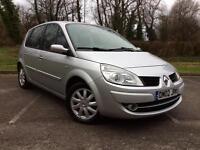 Renault Scenic 1.6 VVT ( 111bhp ) Dynamique