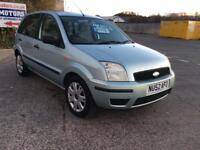 Ford Fusion 1.4 080 2002.75MY 2