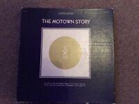 The Motown Story 5 X Vinyl LP Box Set VG+ Condition