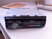 Car stereo (broken,for parts)