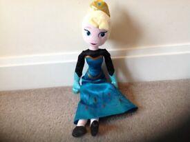 Elsa doll from Disney Store