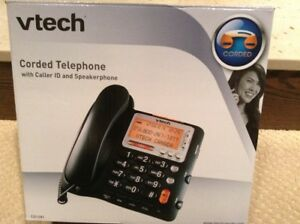 Vtech Corded Telephone–CD 1281