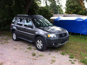 2005 Ford Escape XLT SUV, Crossover Peterborough Peterborough Area image 1