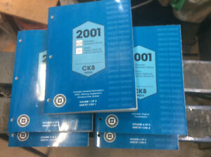 GM Factory Service Manuals