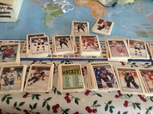 1991/1992 O PEE CHEE PREMIER HOCKEY CARDS