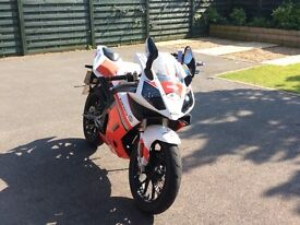 Gpr 50r race replica fully D restricted