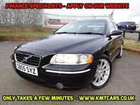 2005 Volvo S60 2.4 (185bhp) D5 SE - 11 Service Stamps - KMT Cars