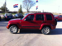 2005 Jeep Liberty Rocky Mountain Ed. ONLY 147 KM Safety & Etest! Windsor Region Ontario Preview