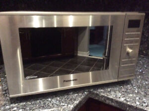 Microwave oven Panasonic inverter convection