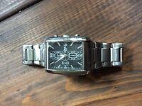 Lorus Chronograph Watch for sale
