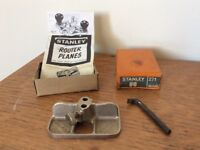Vintage Stanley No. 271 Router plane, boxed, vintage tools