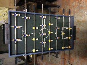 Foose ball table and more