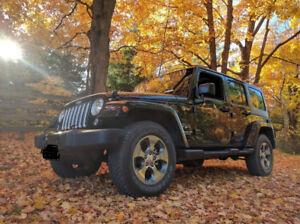 2016 Jeep Wrangler Convertible
