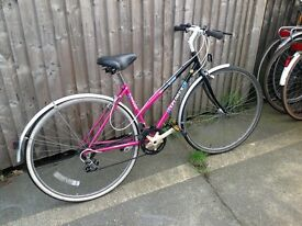 Falcon explorer 12 ladies Road bike
