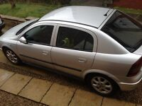 Vauxhall Astra 1.4 16v spares or repair