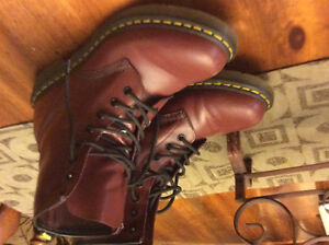 Cherry Red Docs , New condition