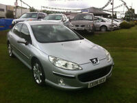 Peugeot 407 2.0HDi 136 ( Luxury ) 2005MY SE