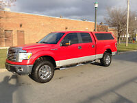 FORD F-150 XLT 2010 *** 4x4 *** SUPERCREW ***AUBAINE***