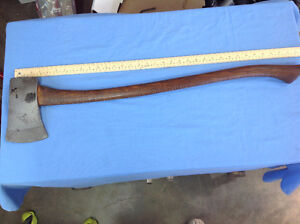 Vintage Olympia 36 inch Felling Axe