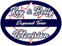 Roy and Betty Television is coming to the OKANAGAN!