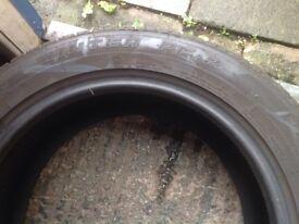 Winter season tyres