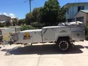 camper trailer- excellent condition Golden Beach Caloundra Area Preview