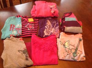 Vêtements pour filles 5-6-7 ans