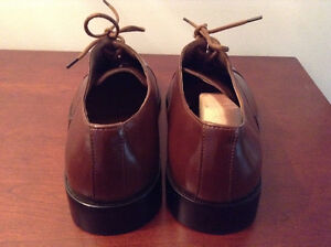 Brown fashionable dress shoes West Island Greater Montréal image 3