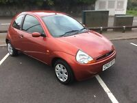 2007 Ford Ka 1.3 Style-2 owners-86,000-January 2017 mot-great value-cheap insurance