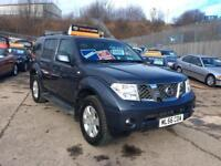 Nissan Pathfinder 2.5dCi 174 AVENTURA **FINANCE AVAILABLE**