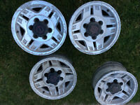 "15"" Aluminume wheel for Toyota pick up"