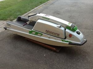 Kawasaki JS 550 Jet Ski with 650 cc engine