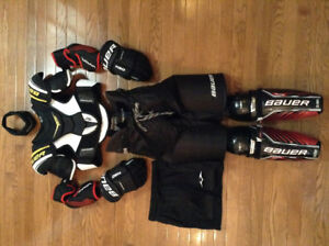 Youth Hockey Equipment, Excellent Condition!