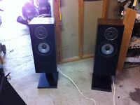 Energy Pro 22 Speakers with Stands