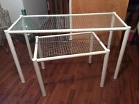 Ensemble de 2 tables Amisco