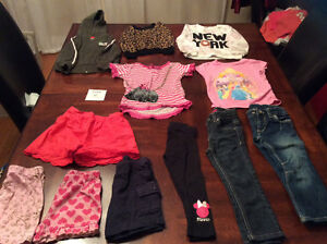 Girl's Size 2 Assorted Clothing Lot