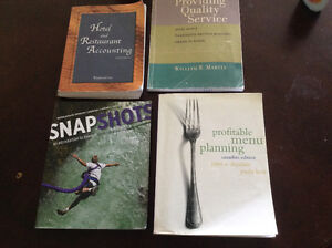 St Lawrence College - Hospitality and tourism textbooks